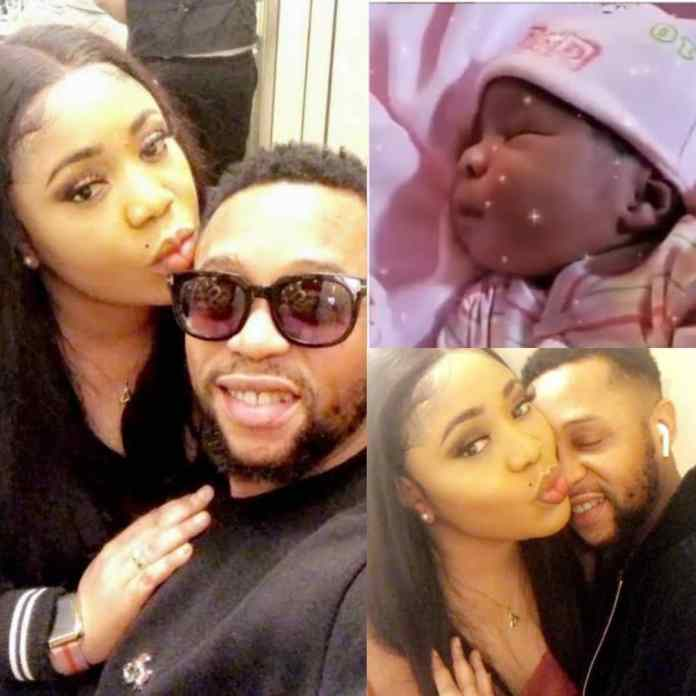 Energetic Actor, Sunkanmi Omobolanle And Wife Welcome A Baby Girl