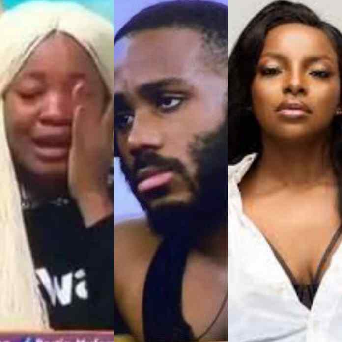We Must Lose This Week's Wager, #BBNaijia Lucy Other Fumes Over Kiddwaya Insensitive Comment [VIDEOS