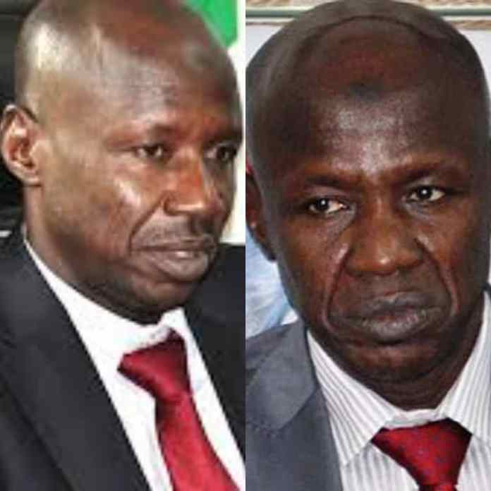 BUSTED!!! Magu Boys Caught On Tape Demanding N75m Bribe - #MalamiPanel