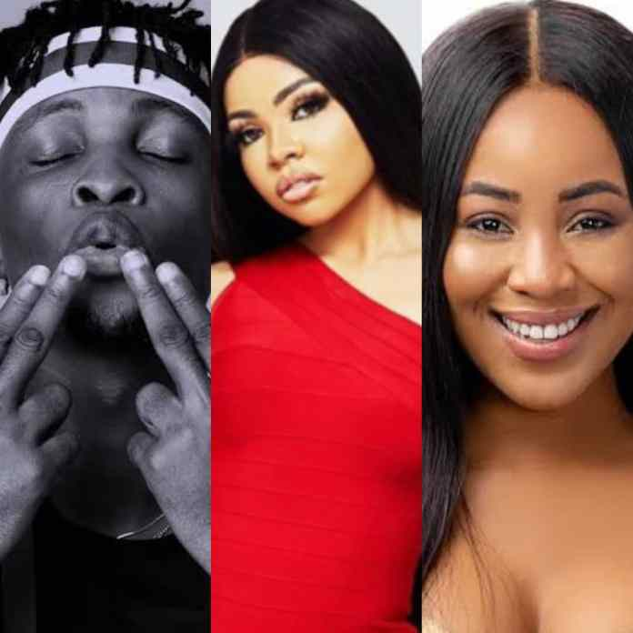 FACT!!! Laycon, Nengi And Erica, The Most Google Searched #bbnaijialockdown Housemates