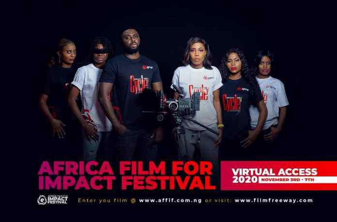 Africa Film For Impact Festival 'AFFIF' Goes Virtual As HDFA CEO, Bright Obasi, Highlight Impacts