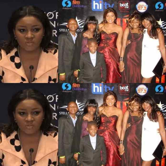 """"""" How I Infected My Children With #COVID-19 """", Omotola Jalade-Ekeinde"""