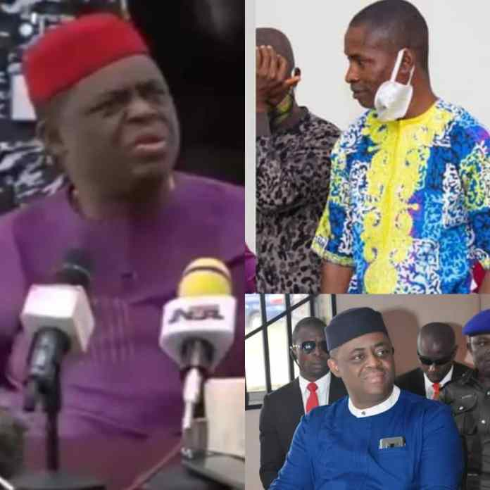 """Why I Lashed Out At Journalist During Press Conference In Calabar """" - Femi Fani-Kayode"""