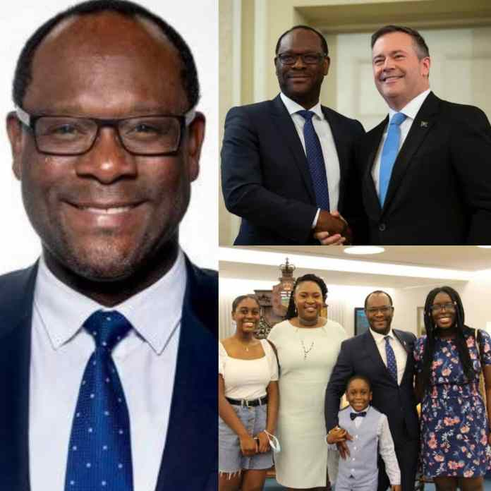 Congratulations Pour In As Nigerian Man, Kaycee Madu Appointed Minister Of Justice In Canada