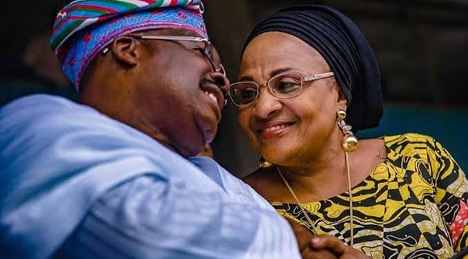 """FLORENCE ABIOLA : """"My Husband Is In Heaven"""""""