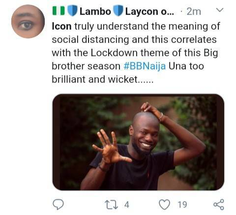 Just Give Laycon The Money, Viewers Tells Biggie - #BigBrotherNaijaLockdown2020