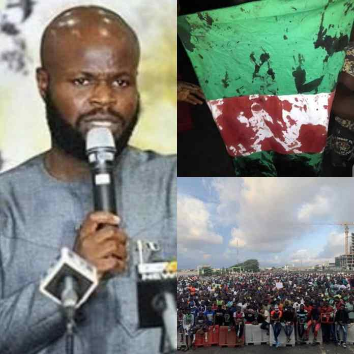 BUSTED!!! I Never Saw A Dead Body At Lekki Shooting But...Onesoul Recounts - #LekkiMassacre