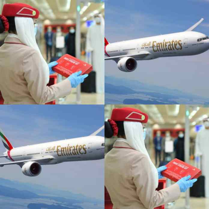 Emirates Rated The World's Safest Airline