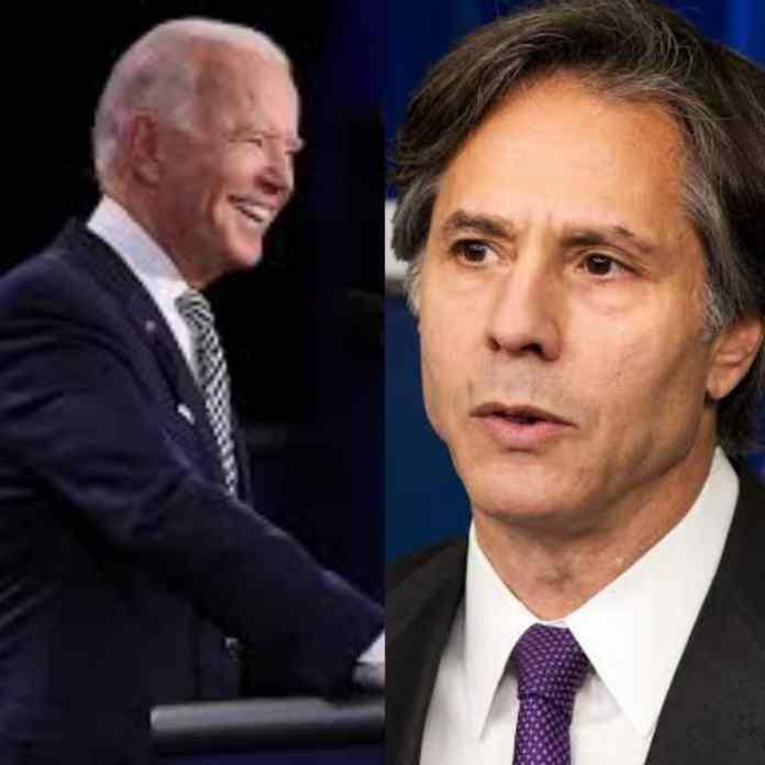 BREAKING: Biden Taps Antony Blinken As Secretary Of State - #BidenHarris2020