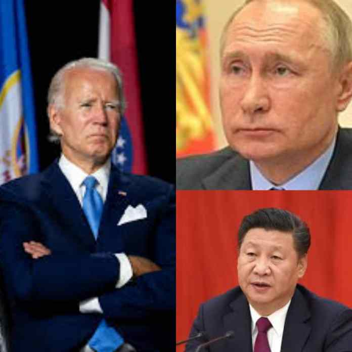 China And Russia Hold Back From Congratulating Joe Biden As US President-elect, See Why