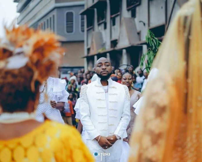 BREAKING: Davido Wins Best Music Video Of The Year At #14thHeadies