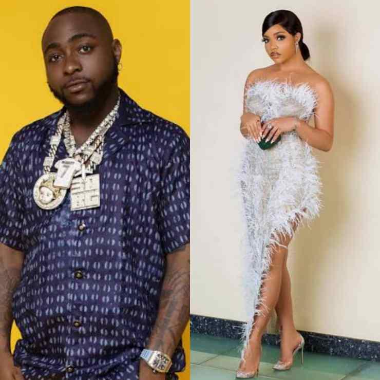 EXPOSED!!! Singer Davido And BBNaija Nengi Unfollow Each Other On Instagram