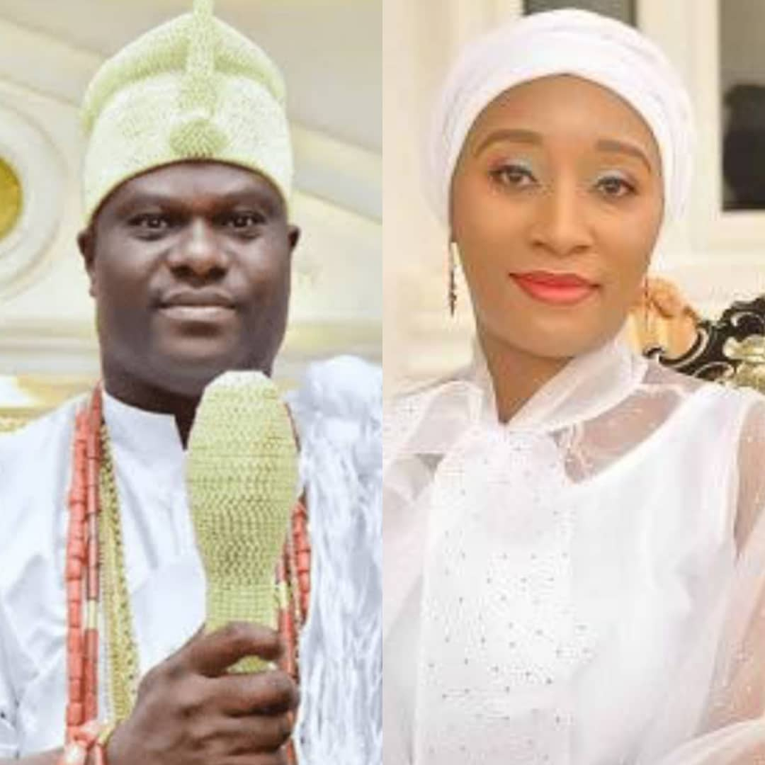 Image result for ooni and princess ademiluyi