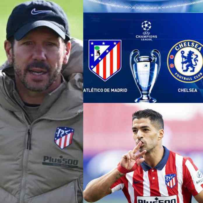 #ATMCHE: Diego Simeone Reveal Atletico Madrid Player Chelsea Must Fear