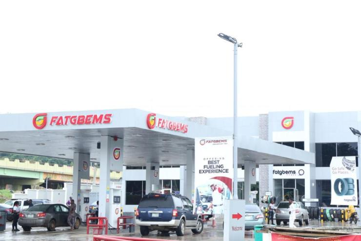 Fatgbems Petroleum Fixes technical Issue At IBB Abeokuta Retail Outlet