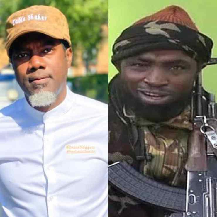 BREAKING: Reno Omokri Begs Abubakar Shekau