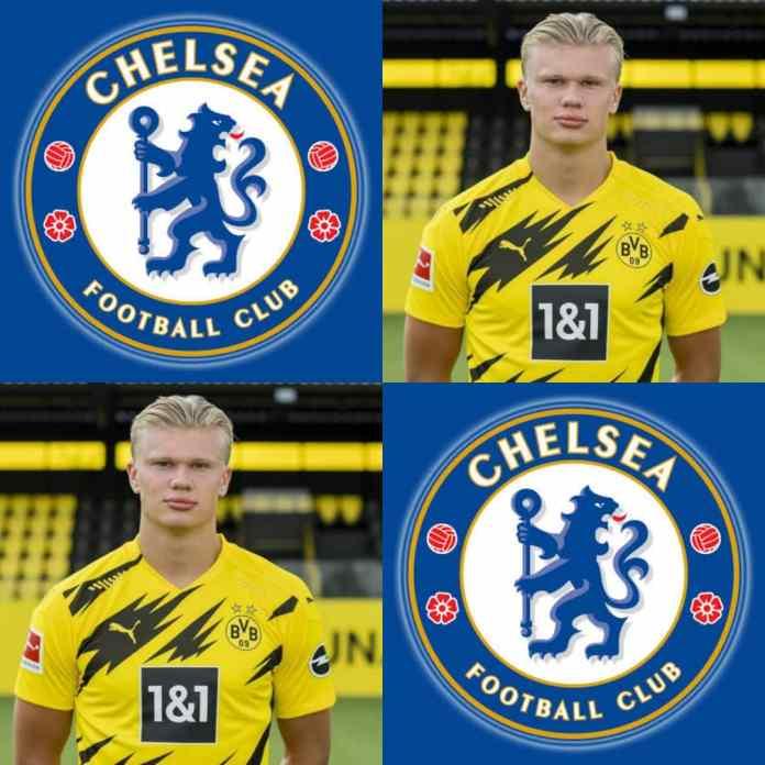 TRANSFER!!! Chelsea Set To Land Erling Haaland To Stamford Bridge