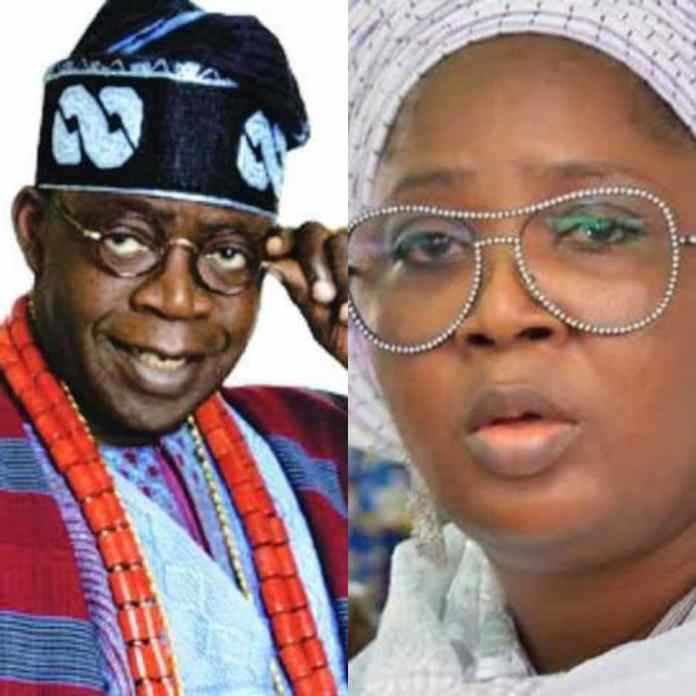 UNBELIEVABLE!!! Jagaban Bola Ahmed Tinubu Is 9 Years Older Than His Daughter [SEE WIKIPEDIA PROOF]