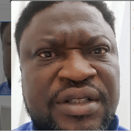 Actor Femi Branch Is Confused As Police Set To Release Baba Ijesha [VIDEO]