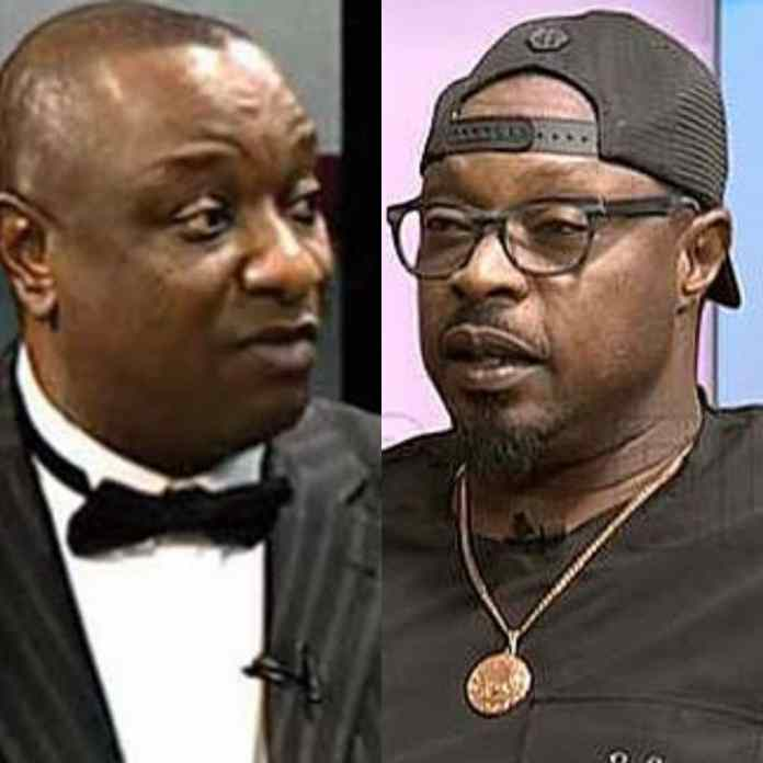 Festus Keyamo And Eedris Abdulkareem Fight Dirty On Twitter As Keyamo Leakes Attempted Extortion Text Messages From Eedris