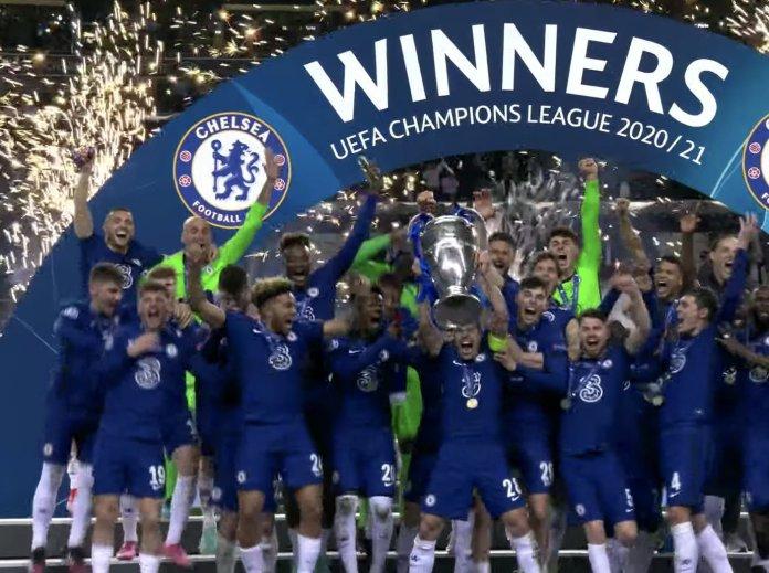 BREAKING: Havertz Scores As #Chelsea Wins Second Champions League - #MCICHE