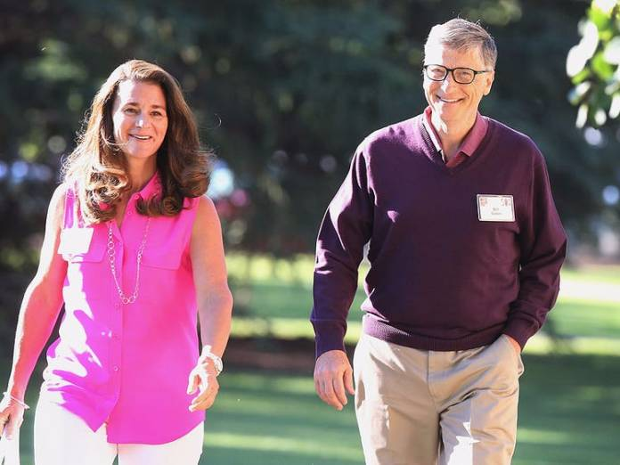 BREAKING: Bill And Melinda Gates Marriage Crashes After 27-Years