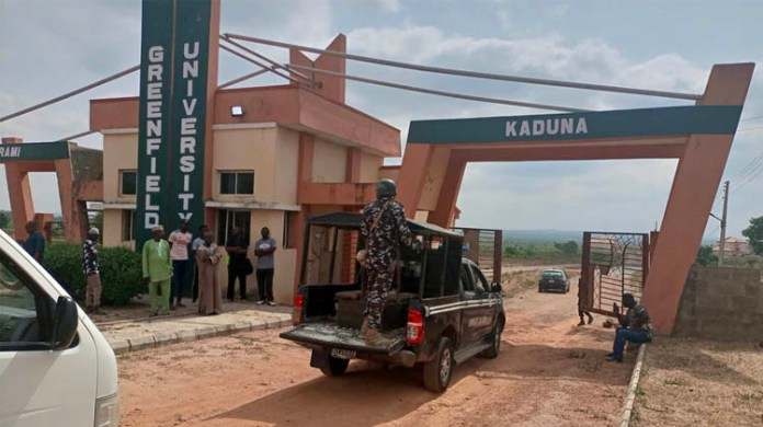 JUST IN: One abducted Greenfield University Student Released By Bandits