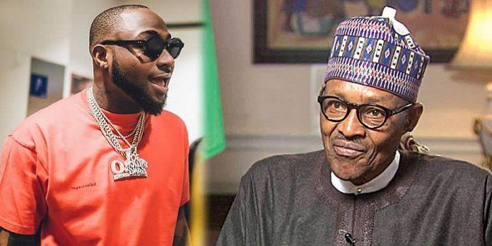 DAVIDO: Anybody Supporting Buhari Government Deserves Hell