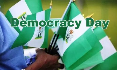 JUST IN: Nationwide Protest To Remove President Buhari Holds On Democracy Day