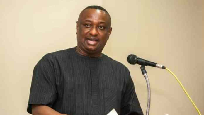 #SitAtHome: Any Attempt To CHANGE A Govt Other Than Constitutional Means Is TREASONABLE - Keyamo
