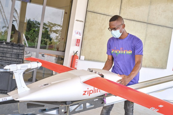 Cross River State Partners With Zipline To Distribute Medical Supplies Statewide With Drone Delivery Service
