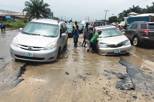 The Deplorable Lagos Badagry Expressway, Government Image And Other Issues