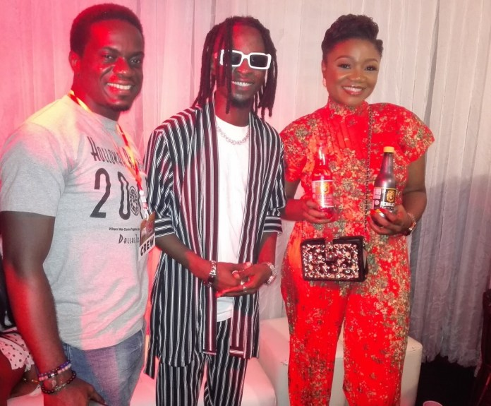 Laycon And Others Energize Fans In Fearless Max Live Concert In Lagos
