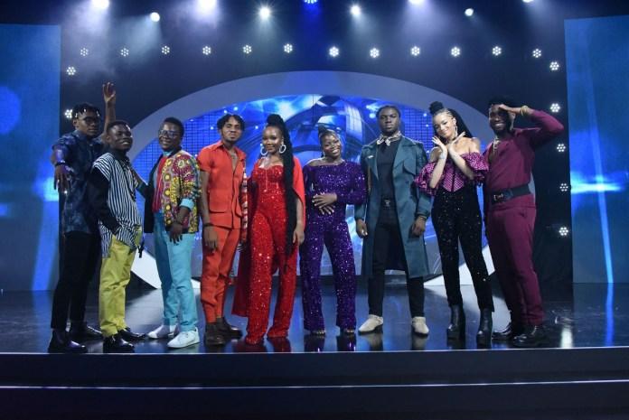 Nine Contestants Scale Through To Next Round Of Nigerian Idol, Proudly Sponsored by Bigi Drinks