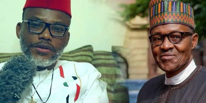 Why Nnamdi Kanu Said Buhari Is Pathetic Over The Death Of Ahmed Gulak