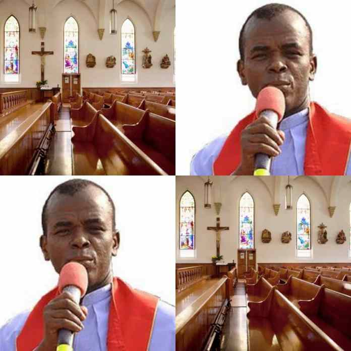 BREAKING: Rev Father Ejike Mbaka Suspended By Catholic Church [DETAILS]