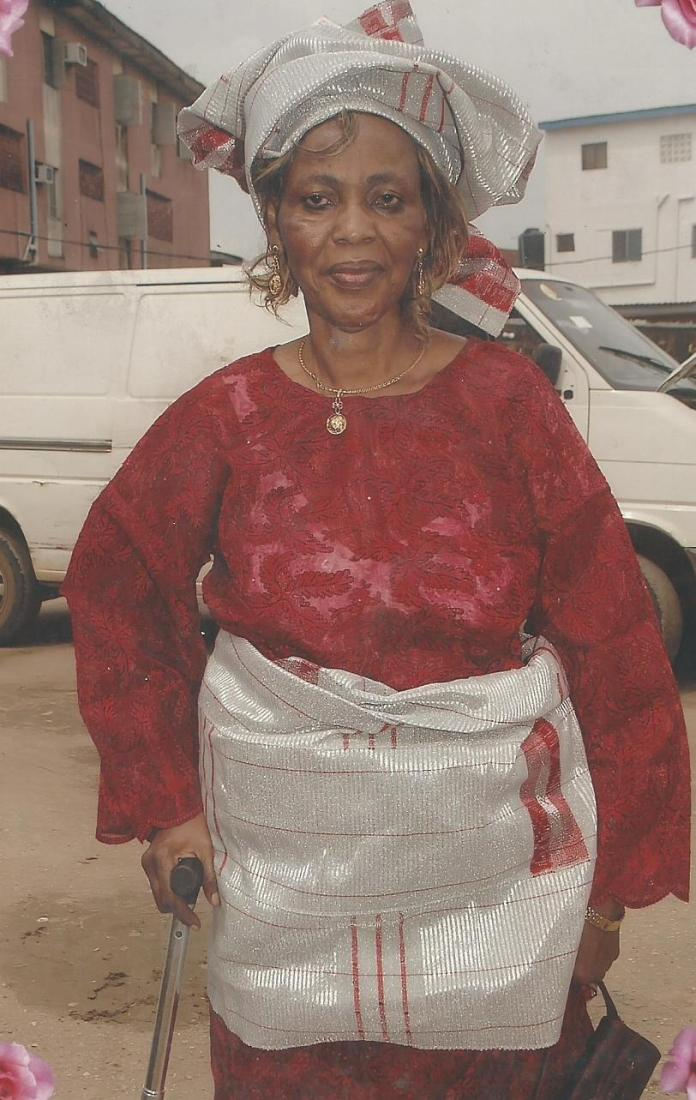 Tribute To Our Irreplaceable Mother With A Large Heart