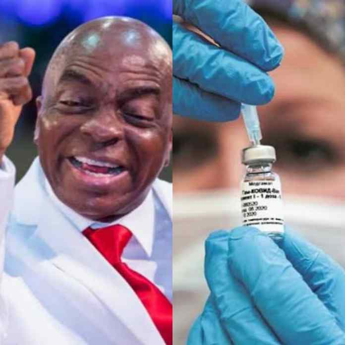 BREAKING: Oyedepo Warns Winners Worshippers Not To Take COVID-19 Vaccine