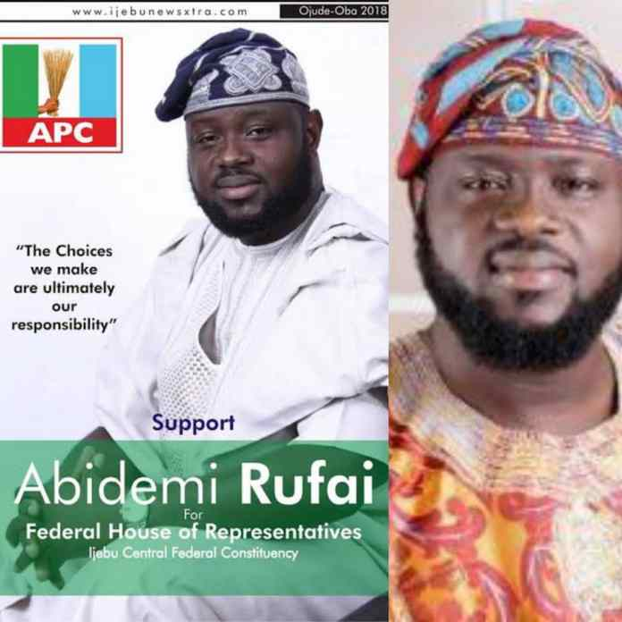 JUST IN: Famous Abidemi Rufai Ruffy Arrested In US Over $350000 Wire Fraud