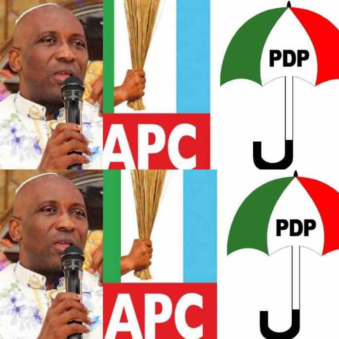 BREAKING: Six Top PDP Members Will Defect To APC - Says Primate Ayodele