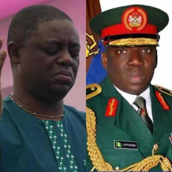 Chief Of Army Staff: FFK Reacts As Lt Gen Ibrahim Attahiru Dies In Place Crash
