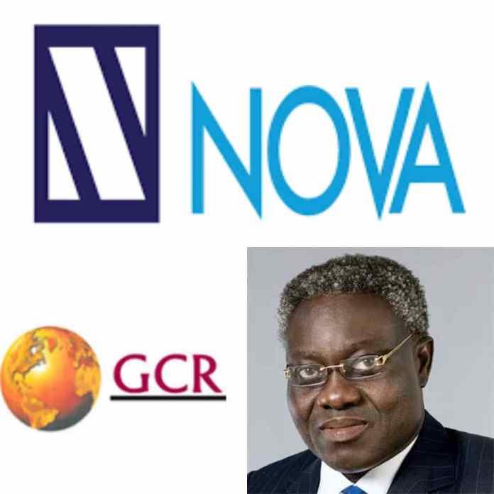 BREAKING: GCR Upgrades Nova Merchant Bank's Rating