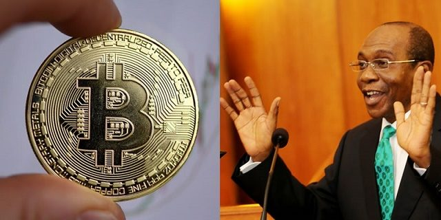 HAPPENING NOW: CBN Governor Promises Cryptocurrency And Bitcoin In Nigeria