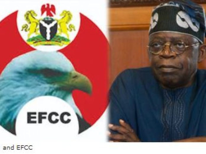 APC's Bola Tinubu In Fresh Trouble With EFCC