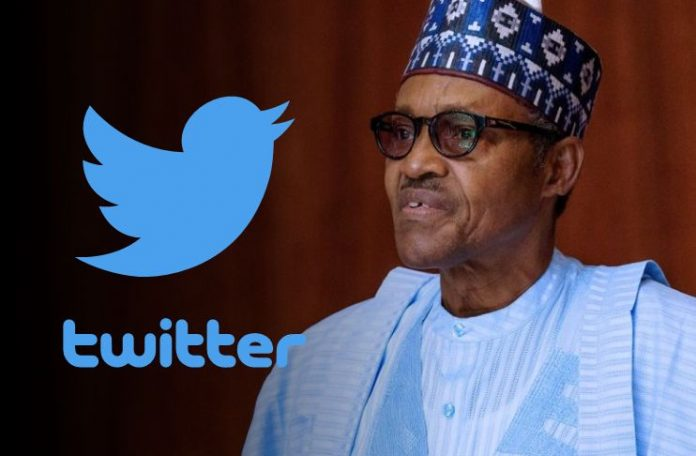 Twitterati Mock Buhari After He Announced Twitter Ban Via Twitter