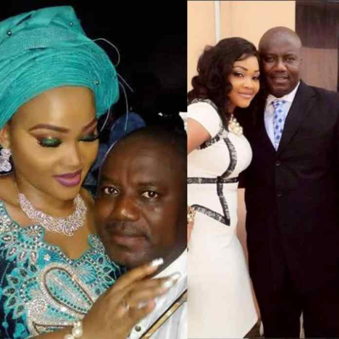Trouble Looms As Mercy Aigbe Ex-Husband Vows To Expose Her Over Alleged Prostitution