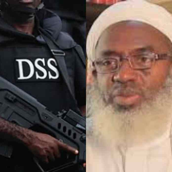 BREAKING: Sheikh Gumi Reportedly Arrested By DSS