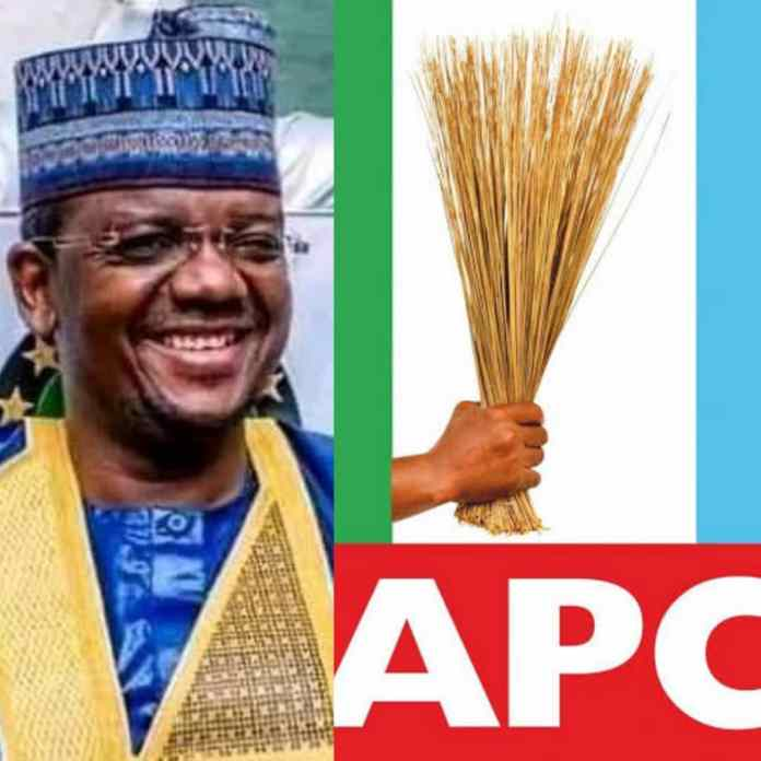 BREAKING: Third PDP Governor Defects To APC In 3 Months