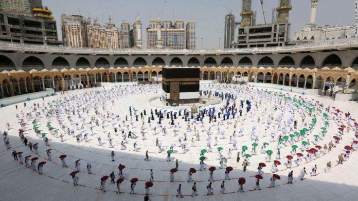 BREAKING: Nigerians To Miss 2021 Hajj In Saudi Arabia