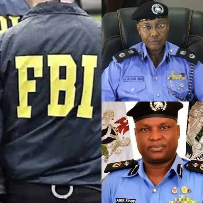 BREAKING: End Of The Road For Super Cop As FBI Meets With IGP For Abba Kyari's Extradition